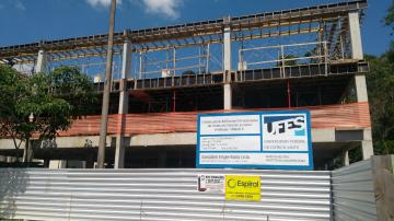 concretagem edifício pos cchn